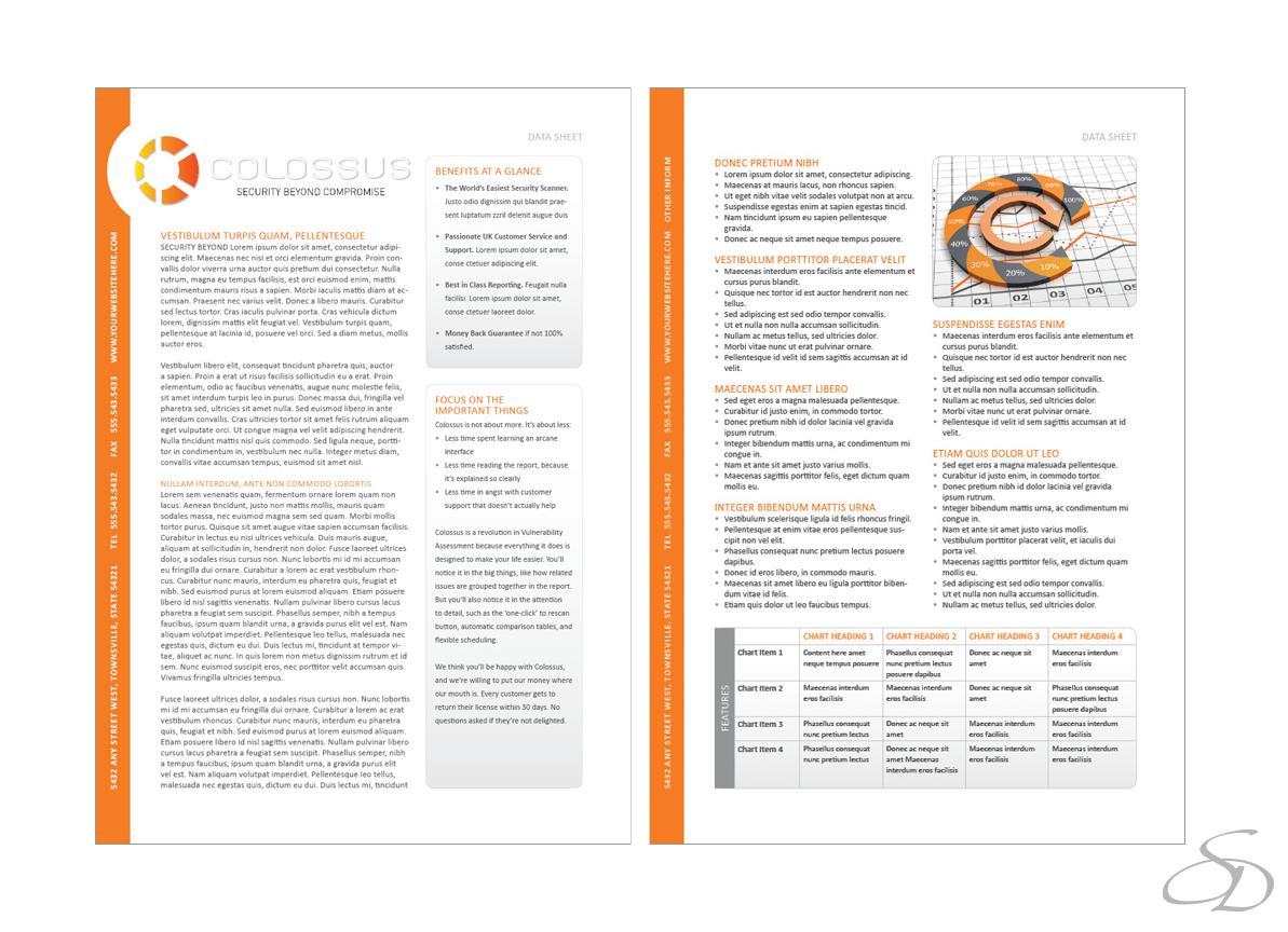 Fantástico White Paper Template Indesign Bosquejo - Ejemplo De ...